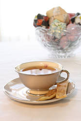 Breakfast by LadyDayDream