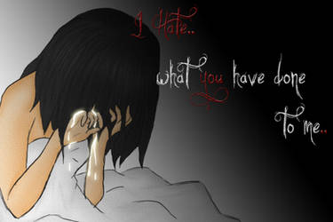 I Hate You.. by Tinachan90