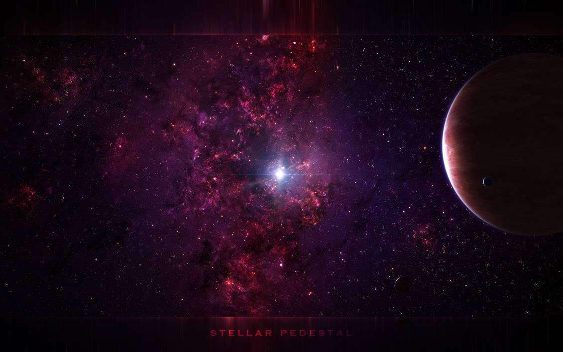 Stellar Pedestal by Nuukeer