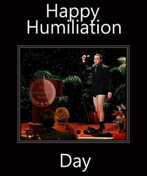 Happy Humiliation Day - 2014 =-D