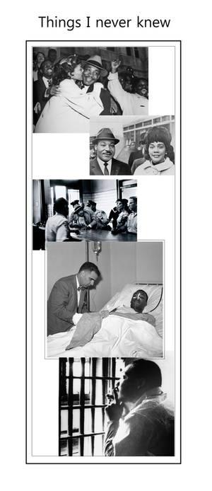 I Never Knew - MLK Jr. Day 2014