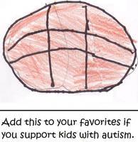 autism support by neonstargirl