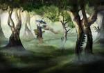 Fogstate - Birchwoods location concept