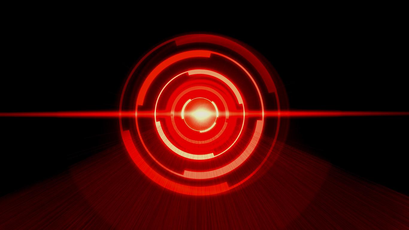 Dark Red Tech by txvirus on DeviantArt