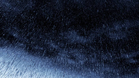 Rain in Night by txvirus