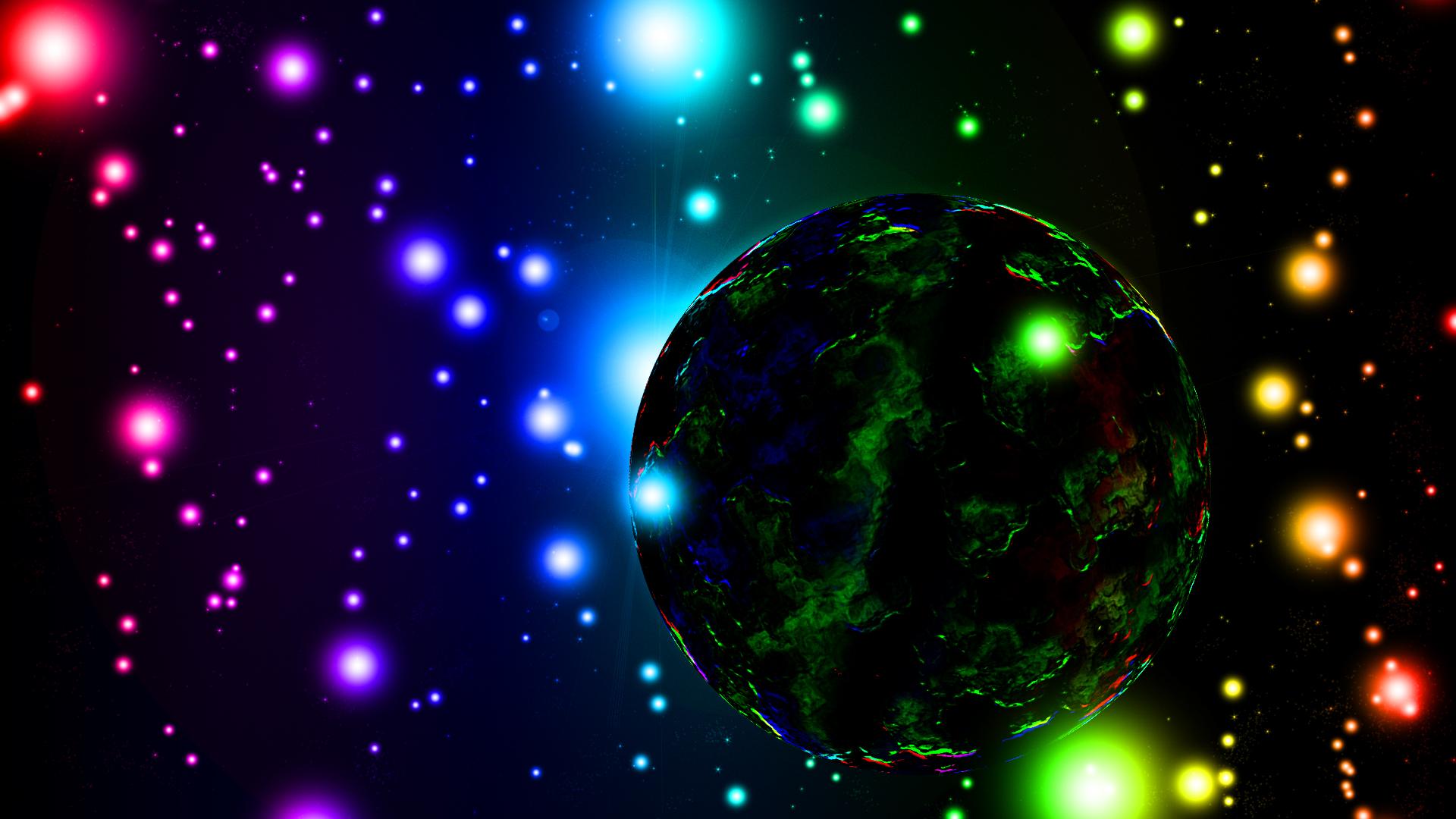 colorful spacetxvirus on deviantart