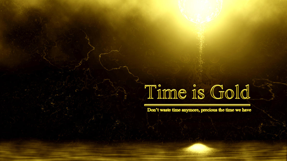 time is gold word edition by txvirus on time is gold word edition by txvirus