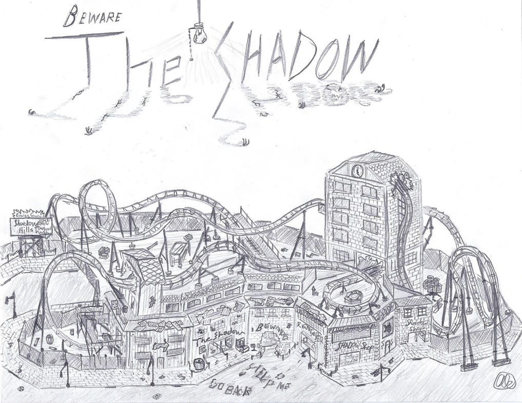 The Shadow - Gerstlauer Eurofighter by SoCalCoasters