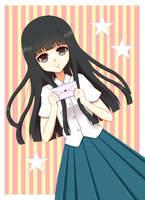 Kimi Ni Todoke - Sawako by umaichococookie