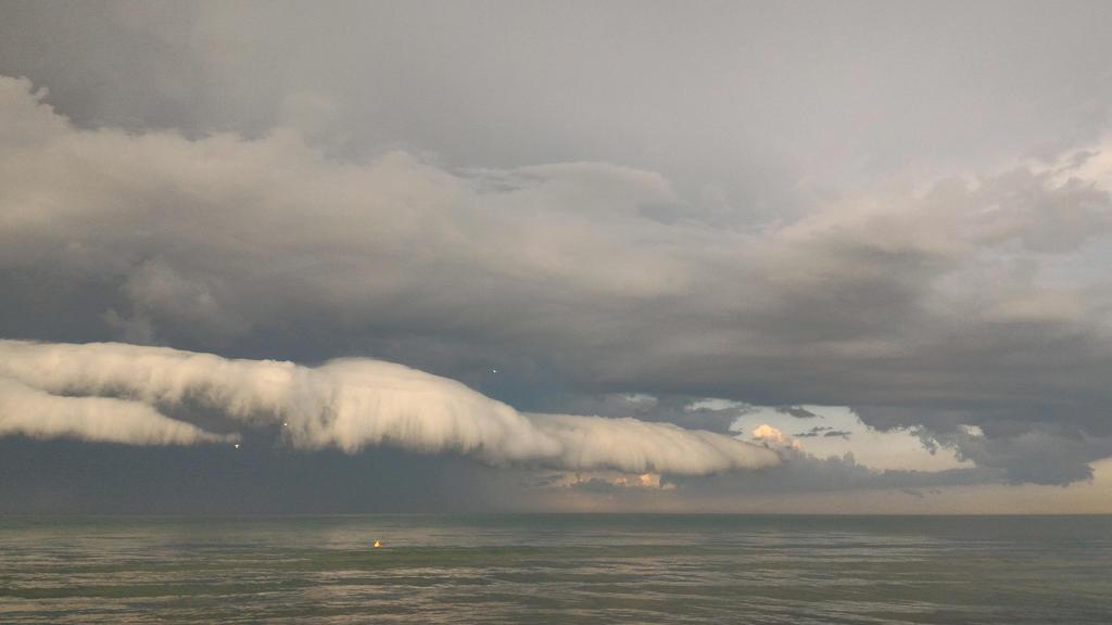 Stormy clouds by wiz84590