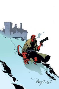 Hellboy: Uberbot Expo