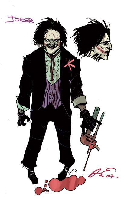 Joker by rafaelalbuquerqueart
