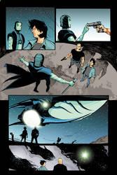 Blue Beetle 13 - pg 05 by rafaelalbuquerqueart