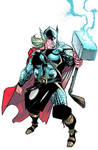 The Might Thor