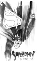 Superman Sketch 1