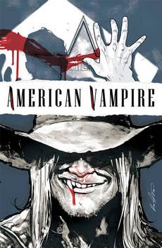 American Vampire 02 Cover