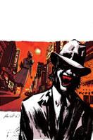 American Vampire 6 Cover by rafaelalbuquerqueart