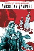 American Vampire 11 Cover