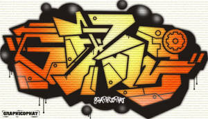 Graffiti by graphicophat