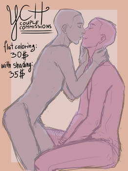 YCH COUPLE COMMISSIONS OPEN