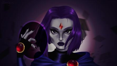 Raven by Laurique