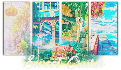Sweet Crush banner by mcgs
