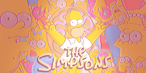 The Simpsons by mcgs