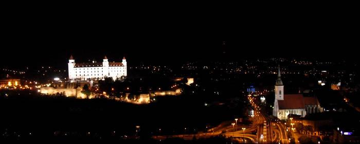 Bratislava at night vol 2.