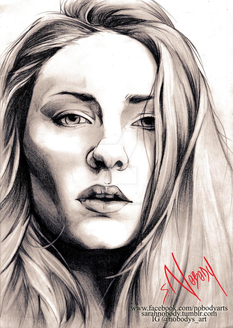 Sophie Turner by SarahNOBODY
