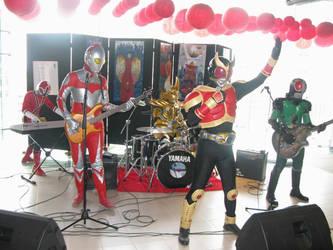 Tokusatsu Band