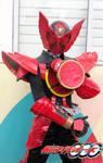 Kamen Rider OOO TaJaDor Combo