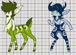 25pt adopts  by nostoppingme