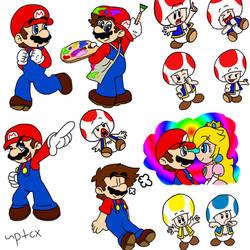 Fungi Fun Guys