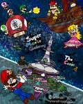 Super Mario Galaxy - Comic Cover