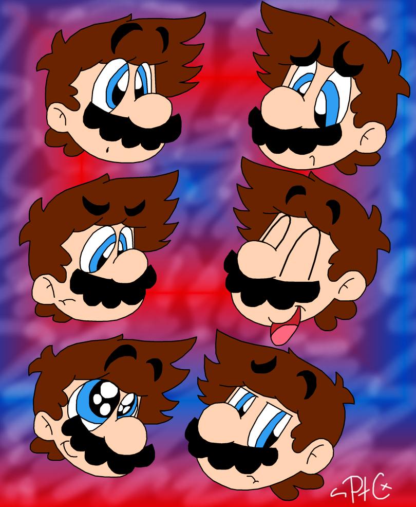 Marios~ by paratroopaCx