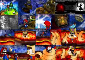 Super Mario Galaxy - Pg 32 by paratroopaCx