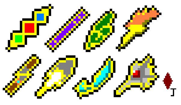unova pokemon pixel art - photo #2