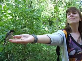 Gabi - the bird charity I