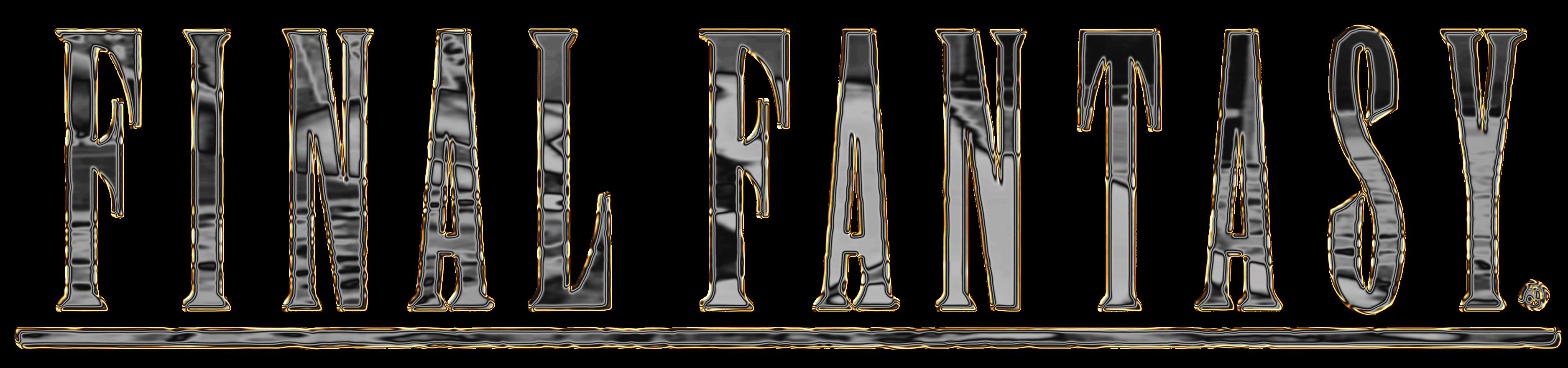 Final fantasy logo art - photo#41