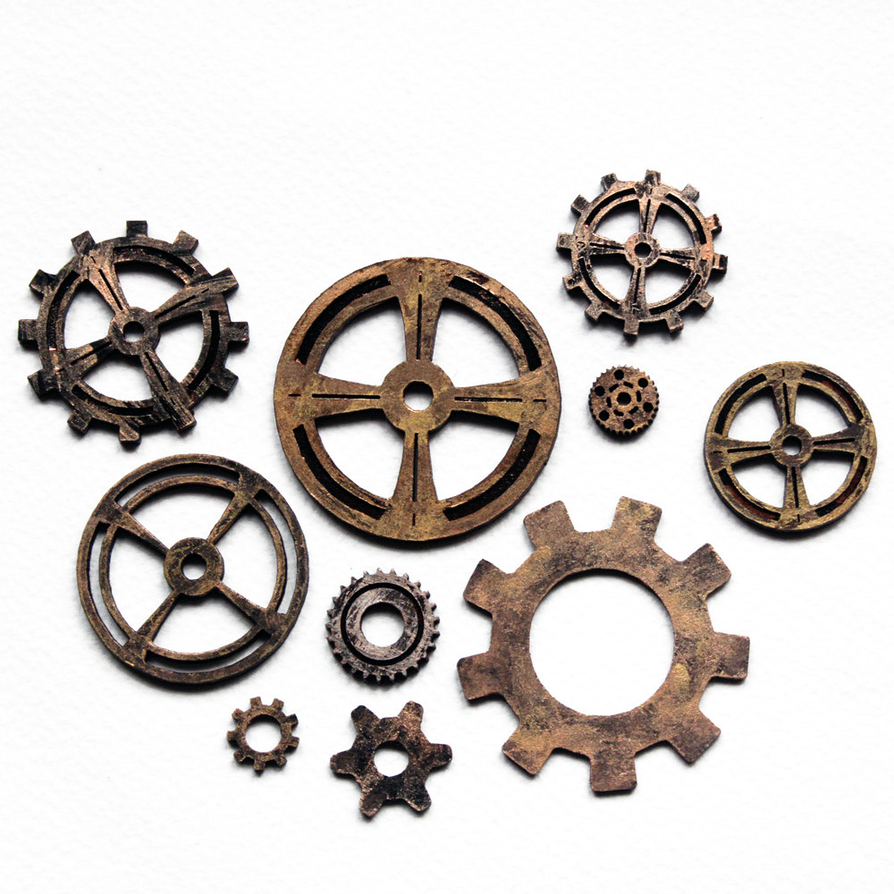 Steampunk Gears And Cogs Wallpaper Steampunk Cogs And Gears by