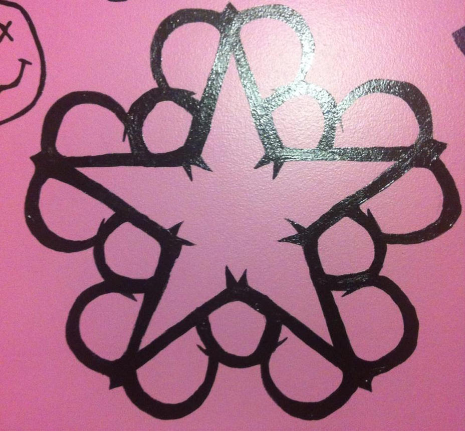 Black Veil Brides LOGO By Clauue11