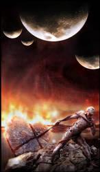 Fire into oblivion