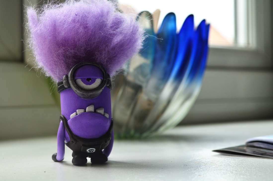 Purple Minion Despicable me 2 Wallpaper Despicable me 2 Evil Purple