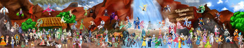 Challenge Pokemon 3eme generation by Fureeze