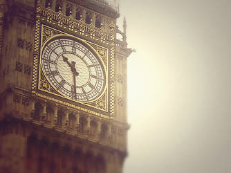 Big Ben by OwlsomeArts