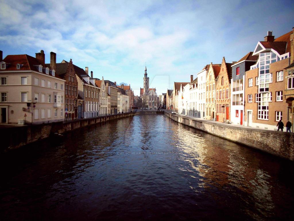 Bruges by OwlsomeArts