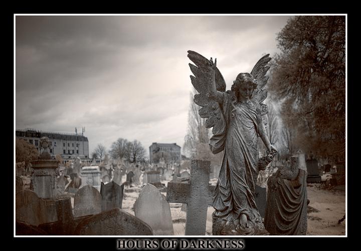 Angel in London by Hoursofdarkness
