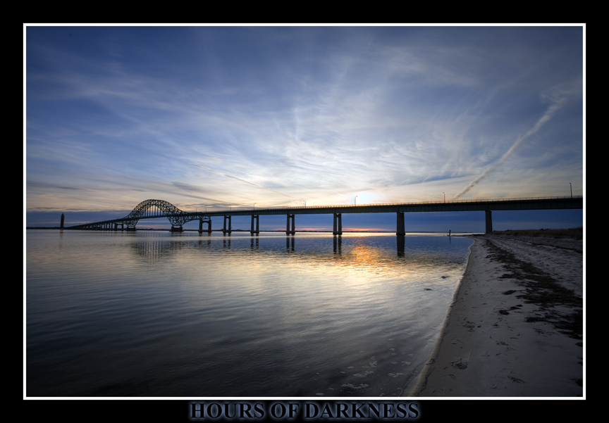 Robert Moses Bridge by Hoursofdarkness