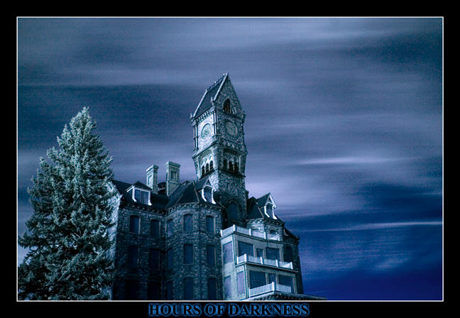 Worcester State Hospital by Hoursofdarkness