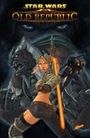 Star Wars TORUS - Cover by lobotomous